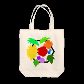 LanbR(ランブル)のブーケ(文字なし) Tote bags