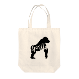 Official-gorillaのOfficial.gorilla(ロゴ) Tote bags