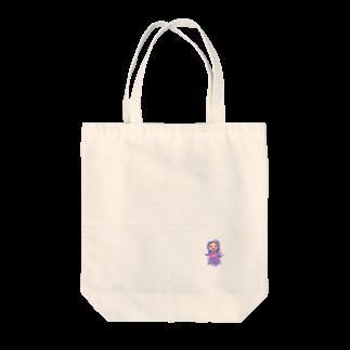 塩田貞治(시오다 사다하루)のアマビエSmile Tote bags