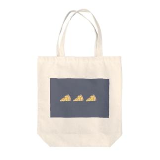 pizza dark Tote Bag