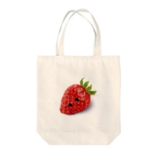 苺まきりな Tote bags