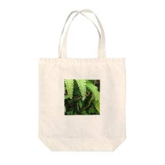 綿毛の安息 Tote bags