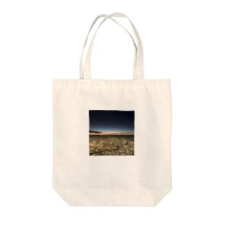 カクテル夜景 Tote bags