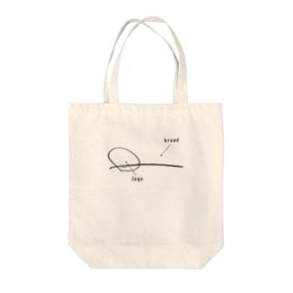 ○○ブランド・ロゴ Tote bags