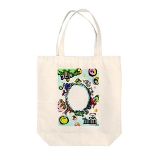 ロンちゃん(オリジナル) Tote bags