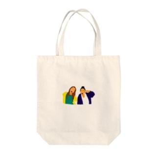 トートバック(絵ver.) Tote bags