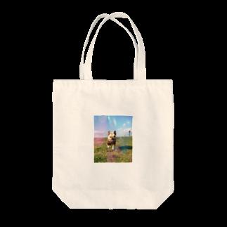 RedTonkotsuの虹のとんこつ Tote bags