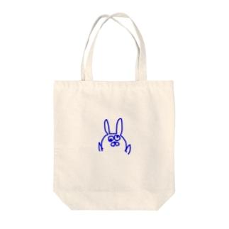 ウサダ族 Tote bags