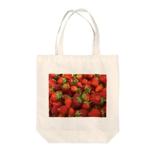 TAIWANのイチゴ Tote bags