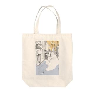 小仲台町1番通り Tote bags