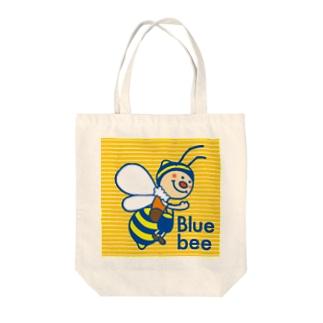 みつばち Tote bags