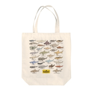 Sharks30(color)1.1 Tote bags