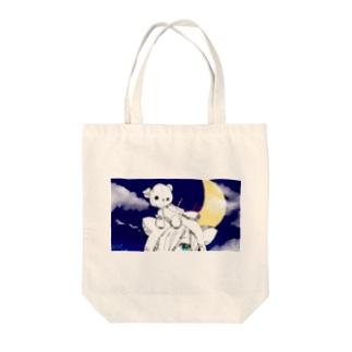 ダーリンドール【きぃくん】 Tote bags