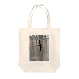 いらっしゃい Tote bags