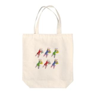 nekorobi girls Tote Bag