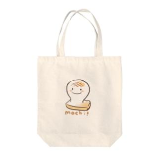 焼いたおもち Tote bags