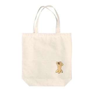 髭男 Tote bags