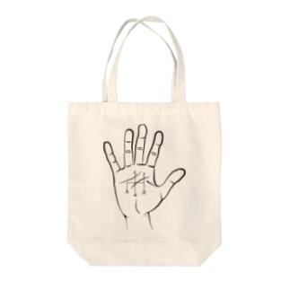 shift knob Tote bags