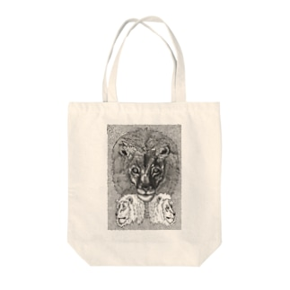 Dignity of the strong Tote Bag