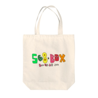 568BOX Tote bags