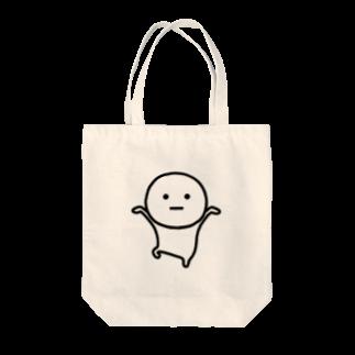 mame&coのまるいののトートバック Tote bags