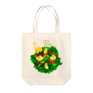SALAD Tote bags