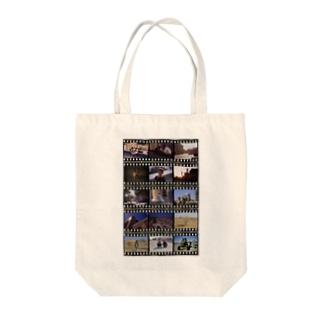 旅路 [ウズベキスタン] Tote bags