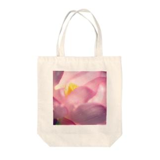 蓮の花咲くとき Tote Bag