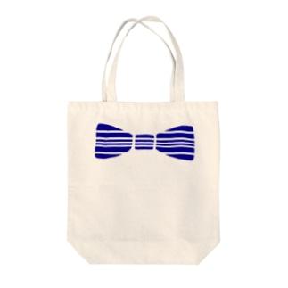 蝶ネクタイ2 Tote bags