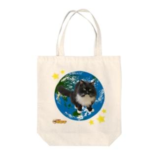 世界のフィガロ Tote bags
