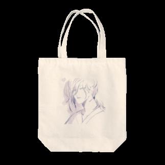 MEVIOのふつくしいお兄さん Tote bags