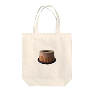 バウムクーヘン Tote bags