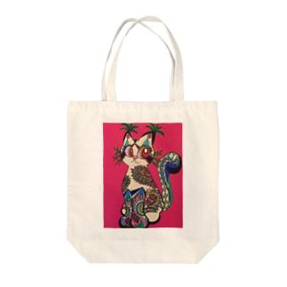 Love cat vol.5 Tote bags