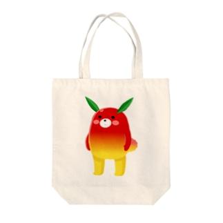 プルラビ(全身) Tote bags