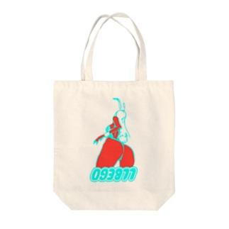バニケツ Tote bags
