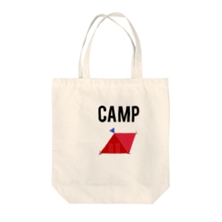 Let's  CAMP🔺 Tote bags