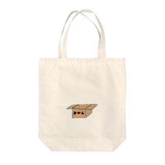 みかんの箱 Tote bags