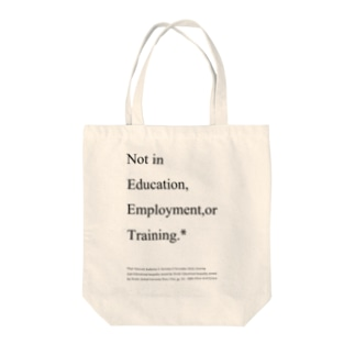 NEET定義 Tote bags