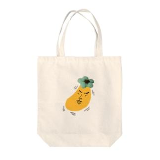 これが本当の渋柿 Tote bags