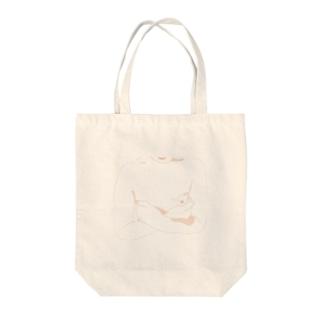 エロい女になりたくて。 Tote bags