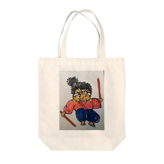 MUSASHI Tote bags