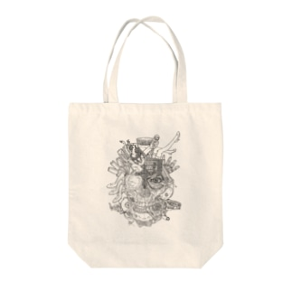 Mammy X Kaede Collaboration Tote bags