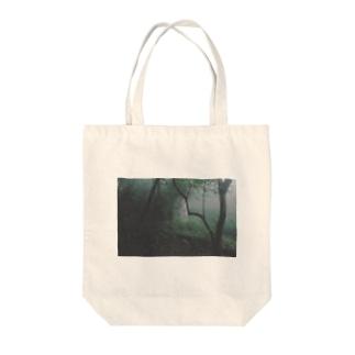 yakushima Tote bags