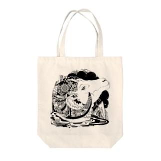 MUFLON Tote bags