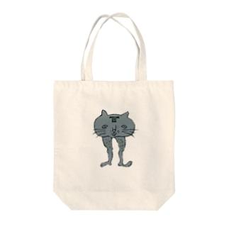 冬虫夏草猫 Tote bags