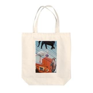 ミラーボール Tote Bag