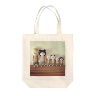 Ruhakoおじさんず Tote bags