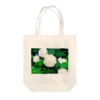 紫陽花 Tote Bag