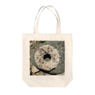 ring stone 運命の輪 Tote bags