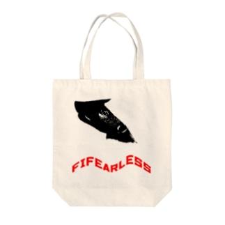 ラーテル Tote bags